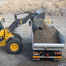 перевозка насыпных грузов одесса