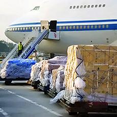 доставка авиа грузов из Китая