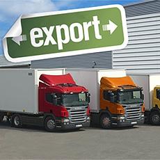 реэкспорт и переадресация грузов в Каховке