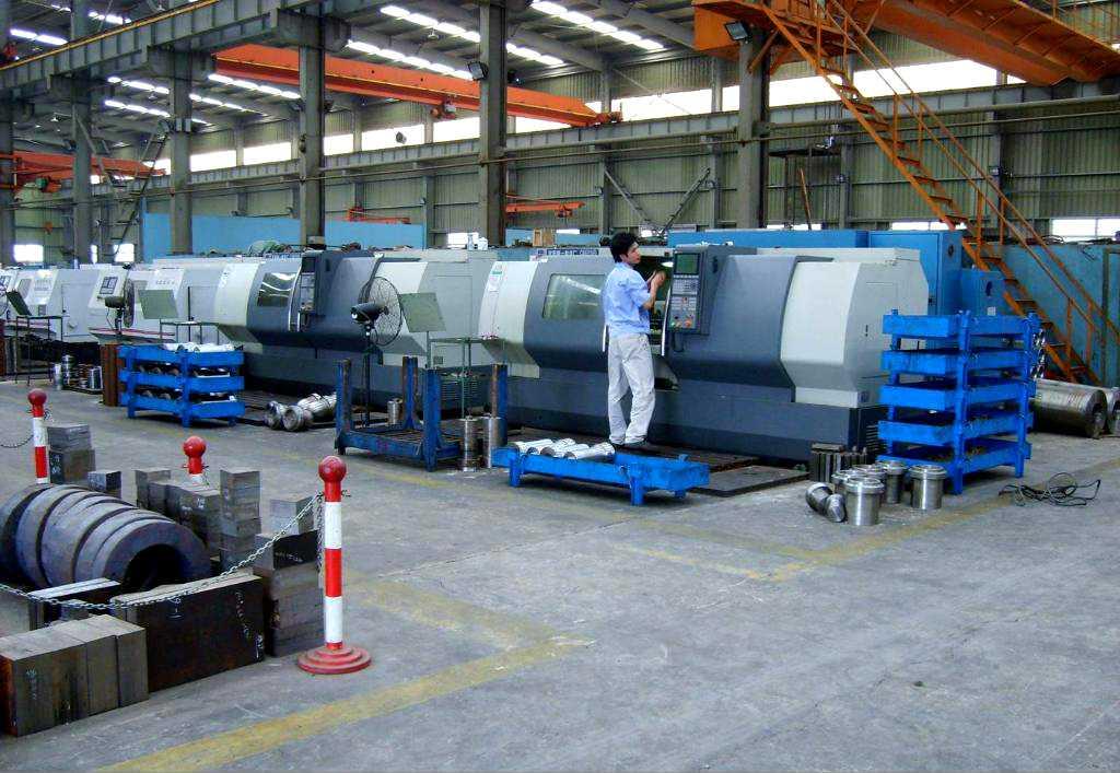 оборудование и станки в Китае