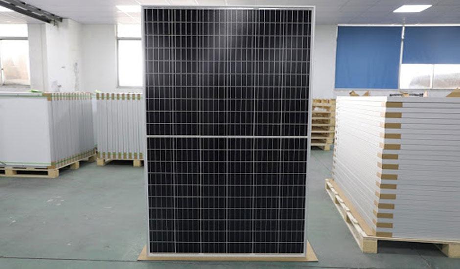 доставка солнечных панелей